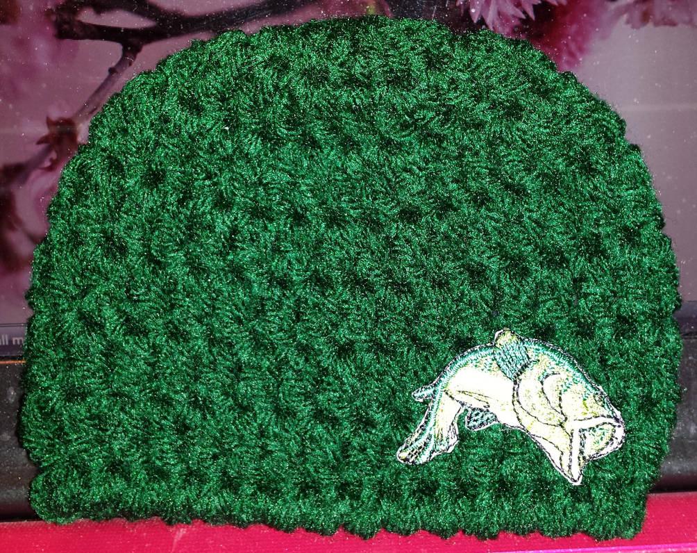 newborn hat by Crochet-by-Clarissa