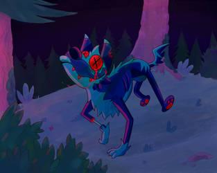 Monster Stroll by Fenrir95