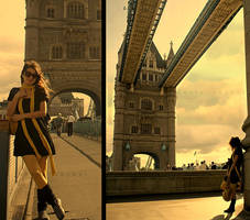 London...vol.13...me by brooze