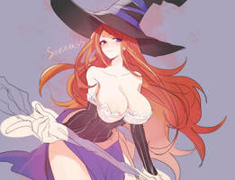sorceress by hekex