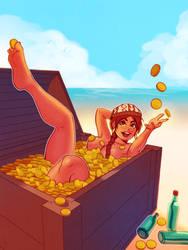 Treasure Chest by Phobos-Romulus