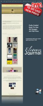 Elegance Journal by DigitalPhenom