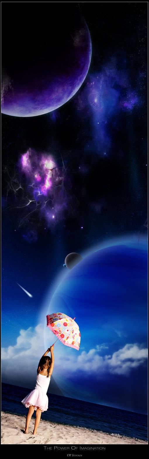 The Power Of Imagination by DigitalPhenom