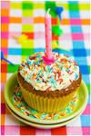 Happy Birthday Cake by angelinthedark1