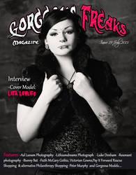 Gorgeous Freaks Mag Cover by Dahlia-Dubh
