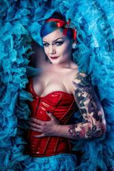 Blue by Eddie Kavanagh by Dahlia-Dubh