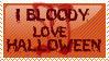I bloody love Halloween by KorineForever