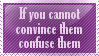 If you cannot convince by KorineForever