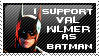 Val Kilmer as Batman by KorineForever
