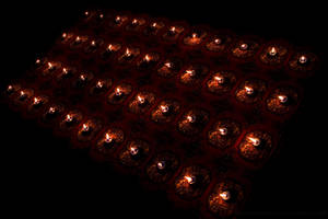Candles by SnipePhotography