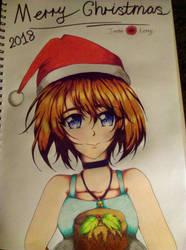 happy holidays 2018 by JK1524