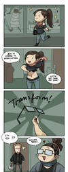 Transformation by Zombiesmile