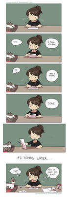 Perfectionist by Zombiesmile