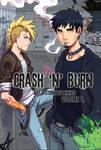 Crash'n'Burn webcomic (Link below!) by Zombiesmile