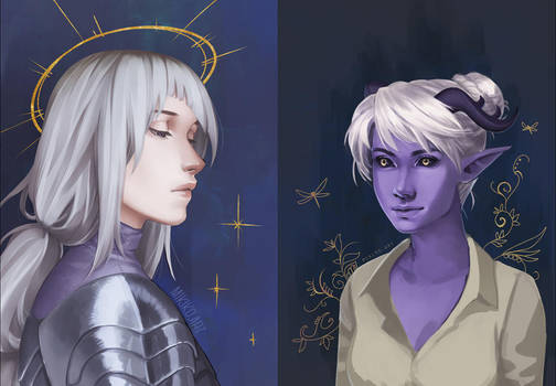 Silver Seekers: Tova, Winning by Zombiesmile