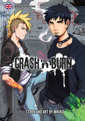 Crash'n'Burn vol 1, Digital Download by Zombiesmile