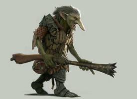 13 Rifle Goblin by raipai