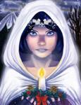 Snow Queen by mallettepagan0