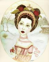 Snow White by LBlondeau