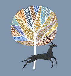 Deer Archetype by TootieFalootie