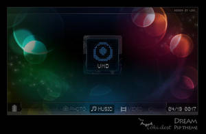 PSP theme Dream by lokidest