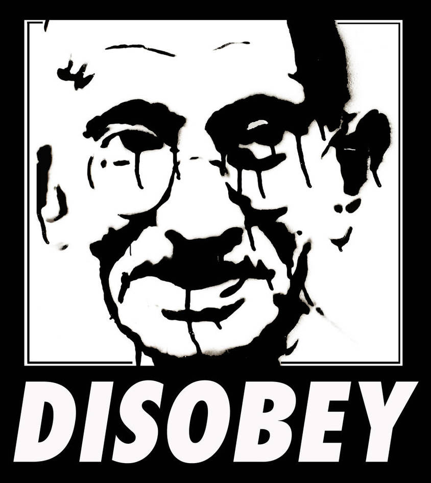 Disobey by Inspire-Collective