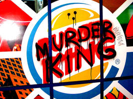 Murder King by Inspire-Collective