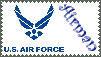 Airman stamp by Dracconus