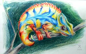 Chameleon by Zel204
