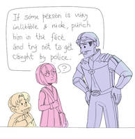 not the best advice (i just was angry) by Kessavel-art