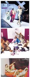modern life renaissance by AllaD8