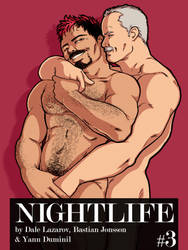 NIGHTLIFE #3, now available in digital format! by DaleLaz