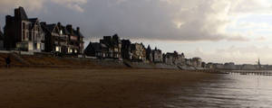French Beach by kleinerewoelfin