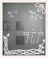 PC Case Lichti Left Door by kleinerewoelfin