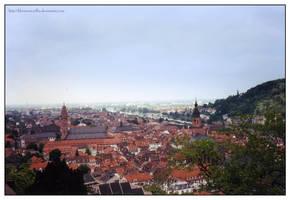 Heidelberg 02 by kleinerewoelfin