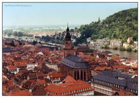 Heidelberg 03 by kleinerewoelfin