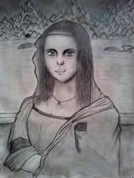 The Manga Lisa by crownednene