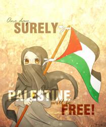 Palestine will be FREE! by arisa6398