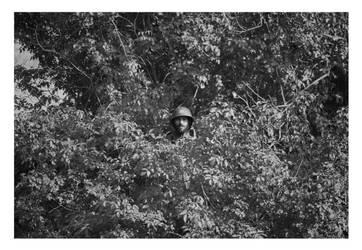 la solitude du soldat II by Hidden-target