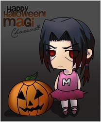 Uchiha Itachi: Happy Halloween by Chareon
