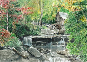 Mill by Entar0178