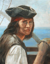 Pirate by Entar0178