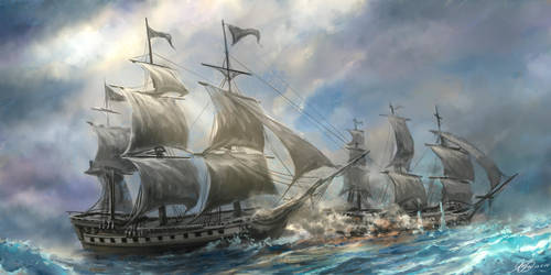 Sailing Ships Commission by Entar0178