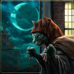 Master Thief by Entar0178