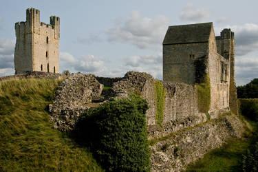 Helmsley Castle - 5295 by Jaded-Paladin