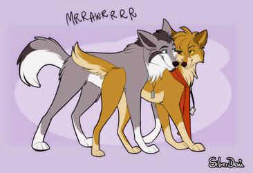Mmmmmrawrrrpurr. by Synthucard