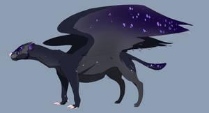 [OPEN] Space cat by Nebquerna
