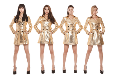 Mamamoo On Kpoprenders Deviantart