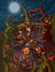 Halloweens First by PattyD