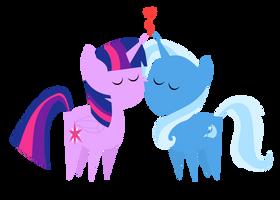 Pointy Twix by The-Smiling-Pony